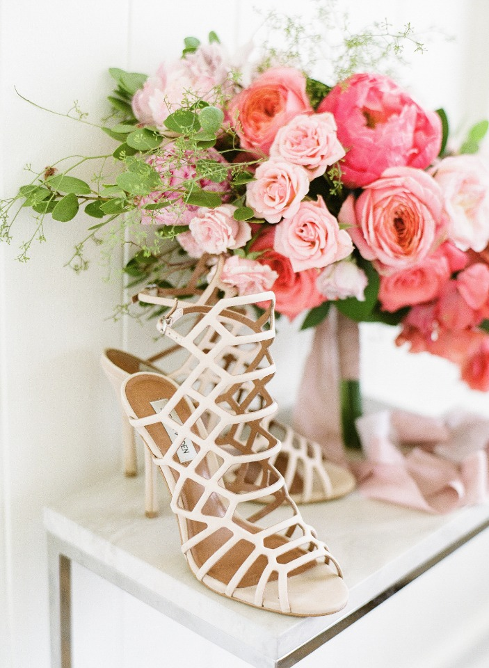 strappy gladiator style Steve Madden Shoes
