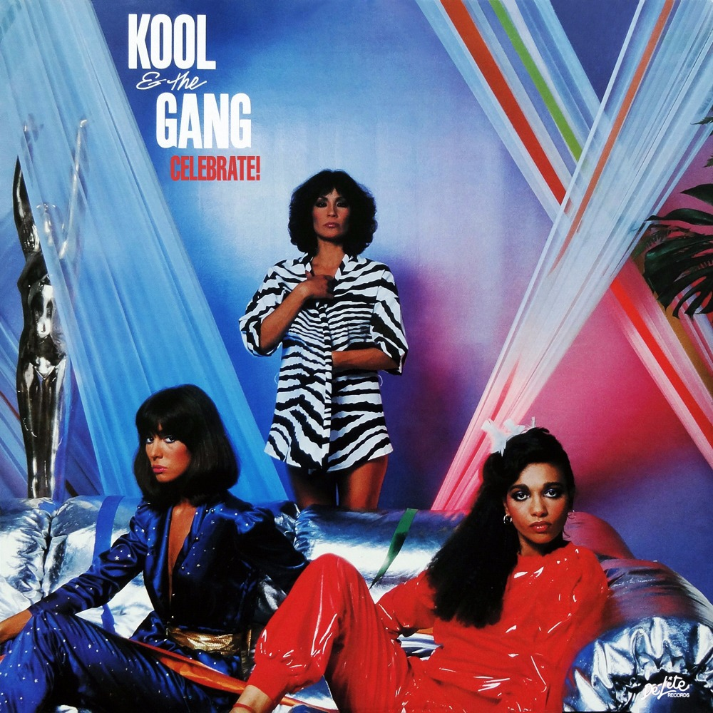 Celebrate by Kool & The Gang