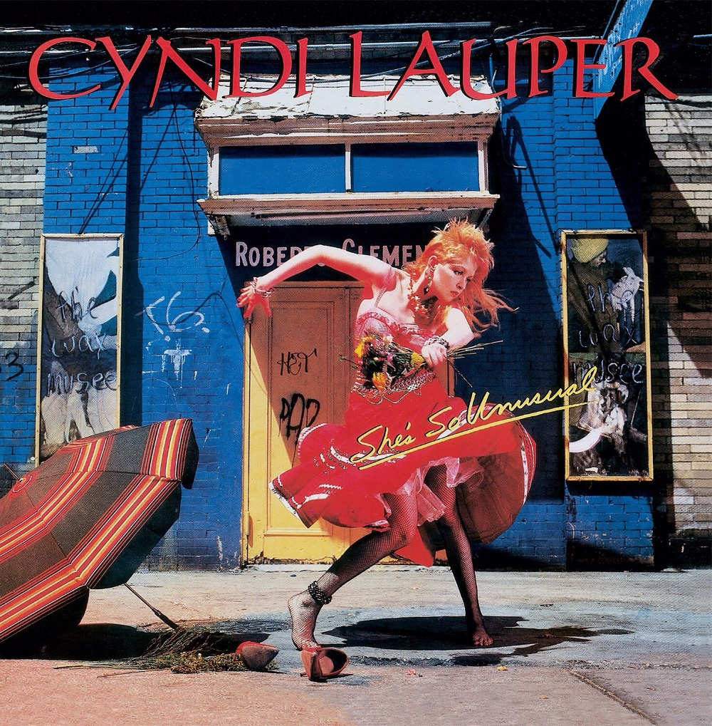 Girls Just Wanna Have Fun by Cyndi Lauper