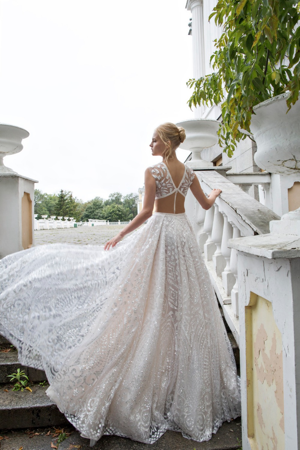 Nurit Hen Fall 2017Bridal Collection