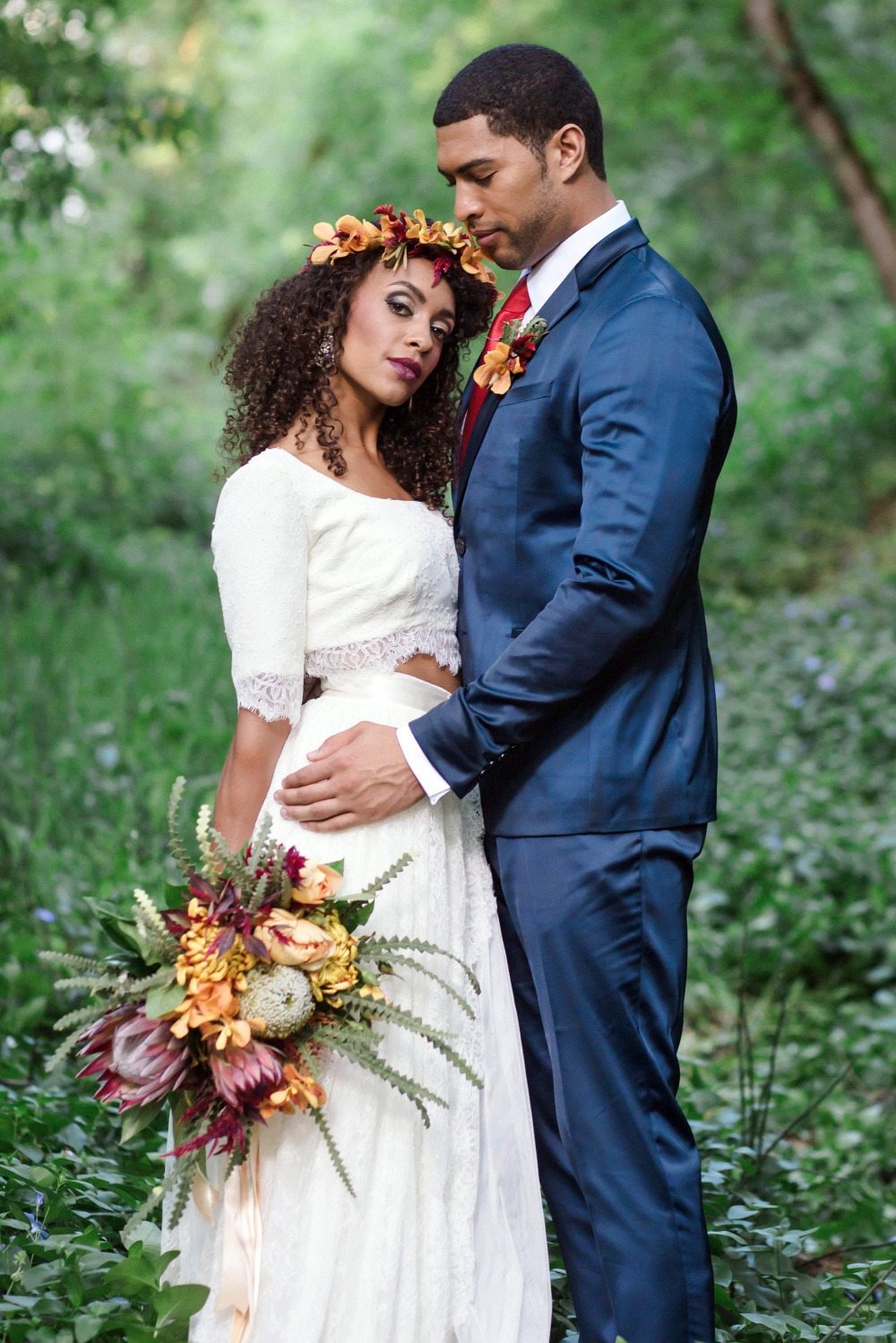 Eclectic boho wedding ideas