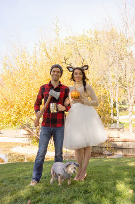 20 Halloween Couple Costumes