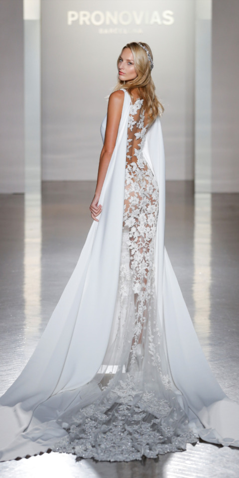 PRONOVIAS wedding dresss the Niara