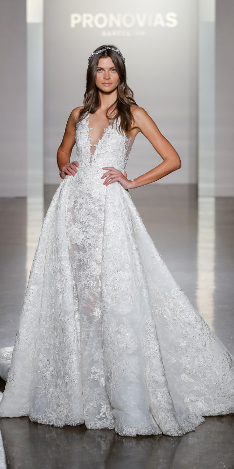 PRONOVIAS wedding dresss the Nilay