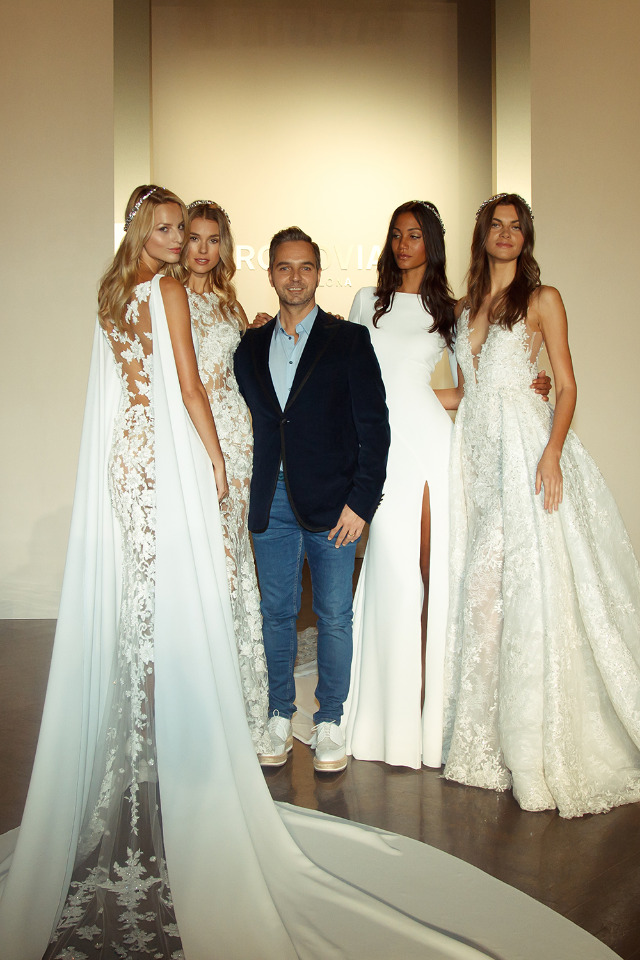 PRONOVIAS fashionshow