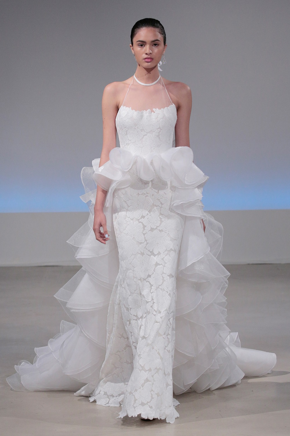 Isabelle Armstrong wedding gown from Fall/Winter 2017