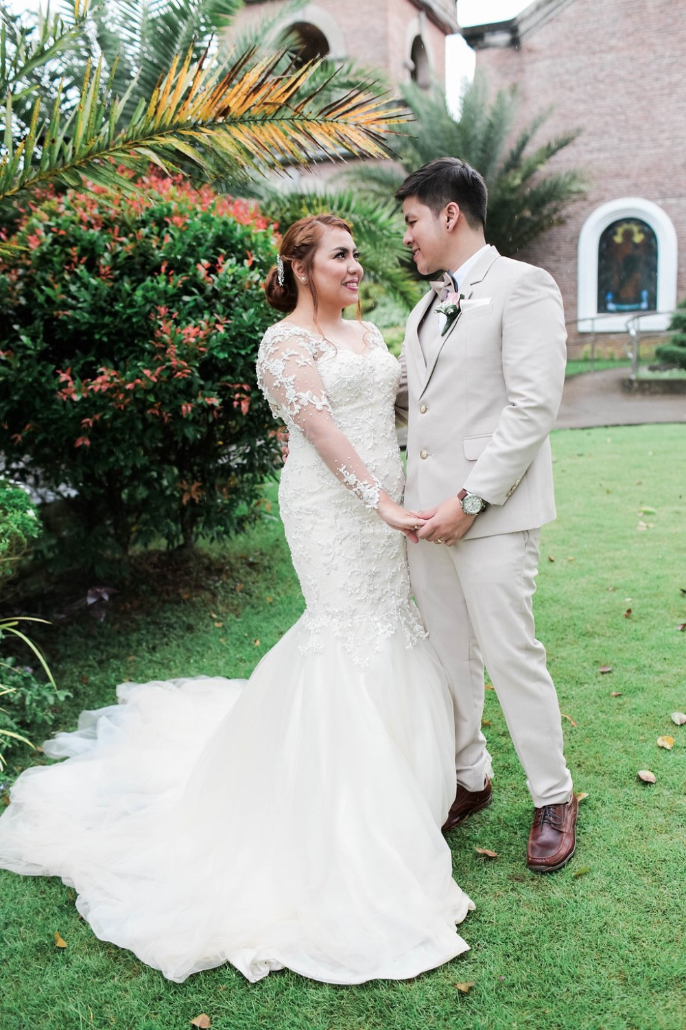 Pink European Inspired Philippines Wedding