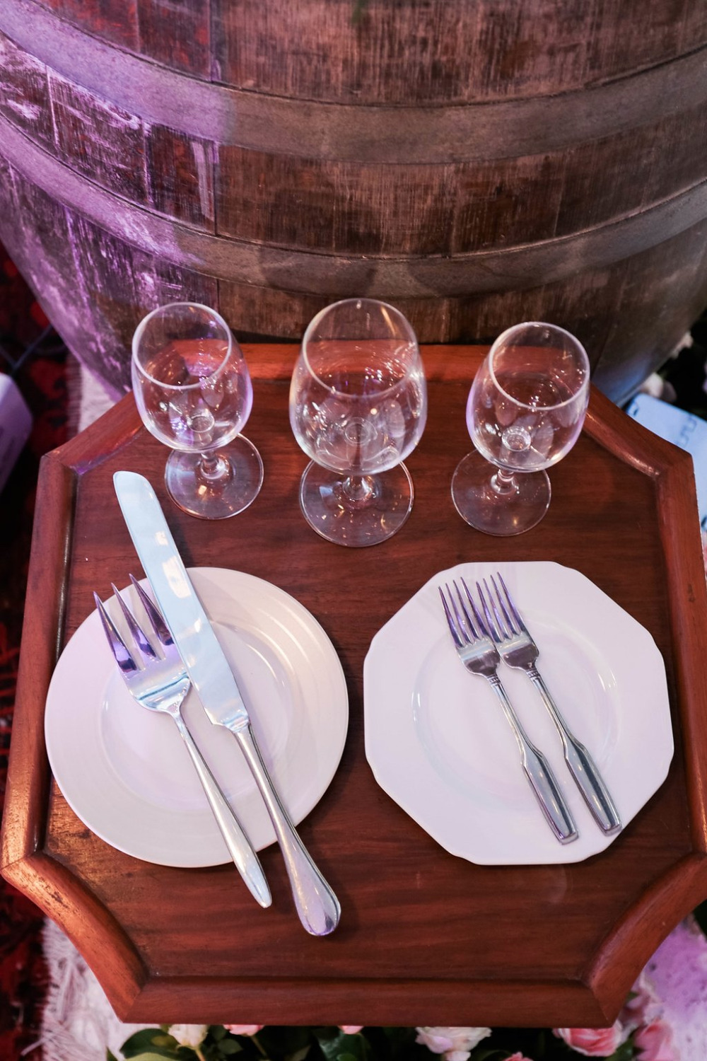 wedding flatware
