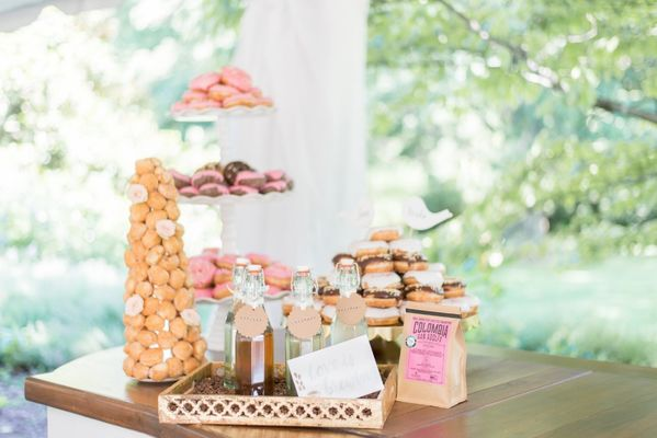 Chic Brunch Wedding Ideas