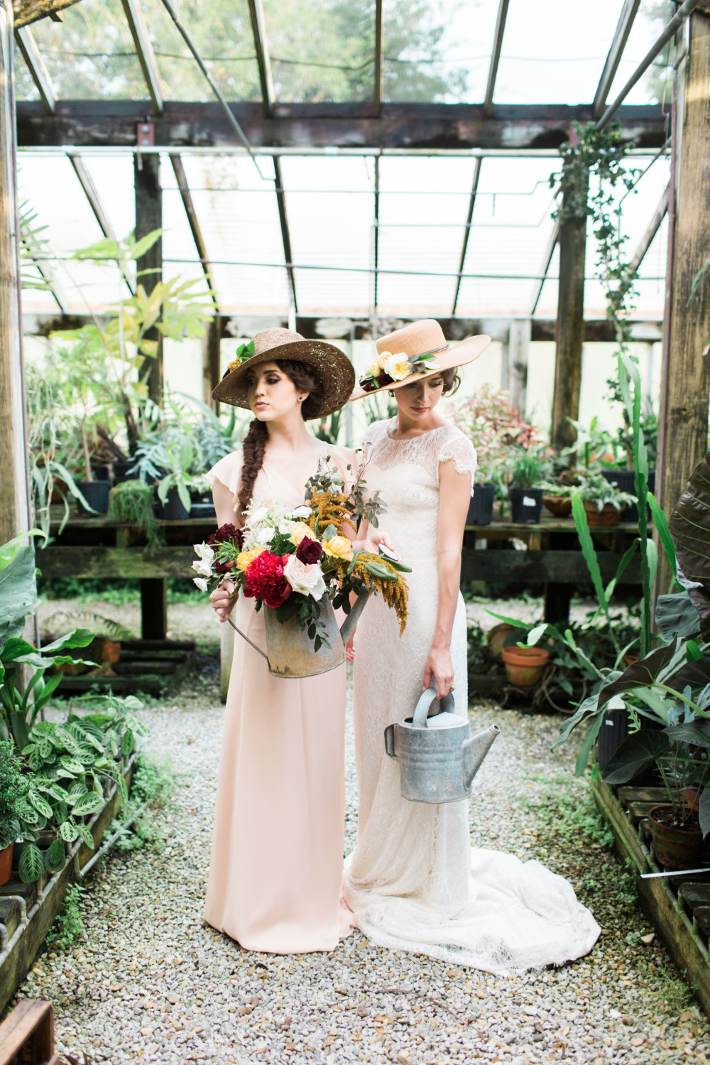 Gorgeous Greenhouse Garden Wedding Ideas