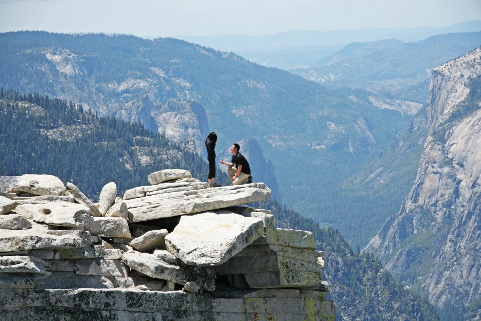 Half Dome Proposal