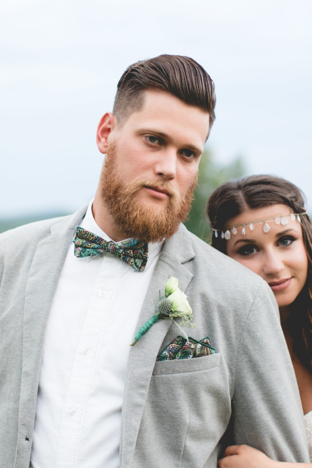 Love this grooms look