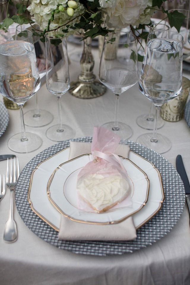 Placesetting idea