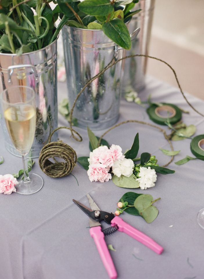 DIY your Flower halo