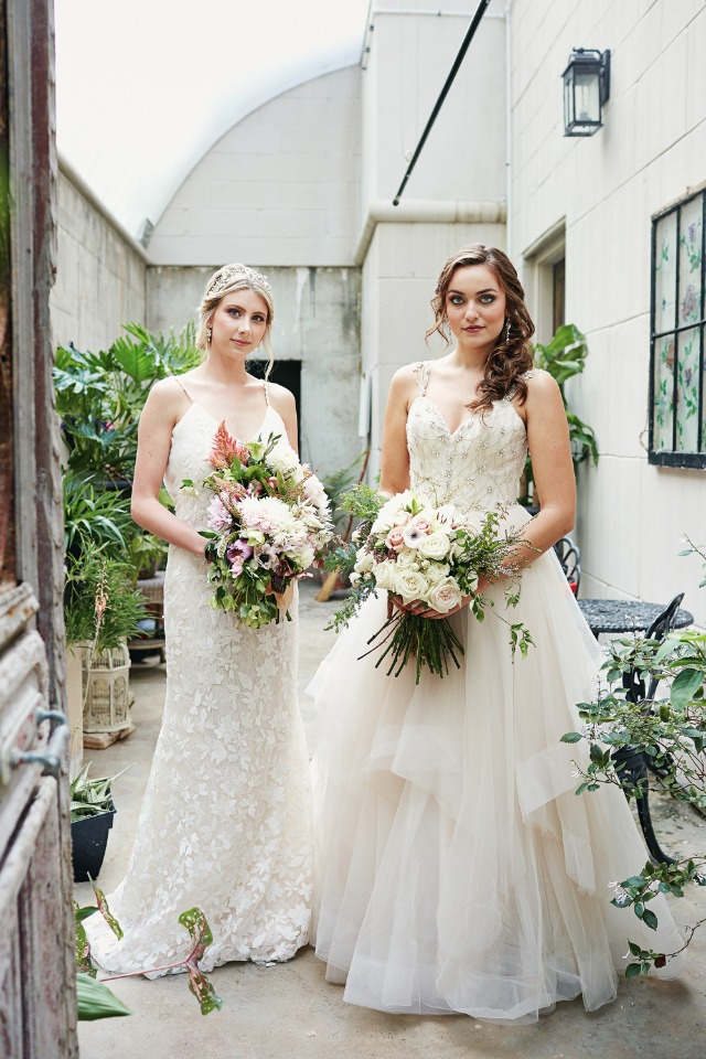 Beautiful bridal look ideas for your big day