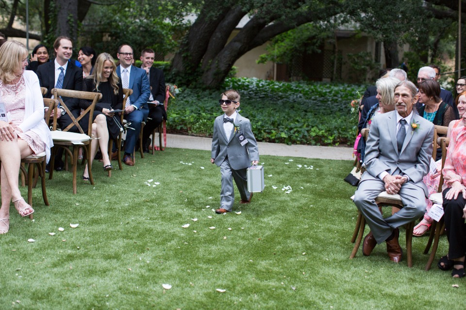 ring security ring bearer outfit