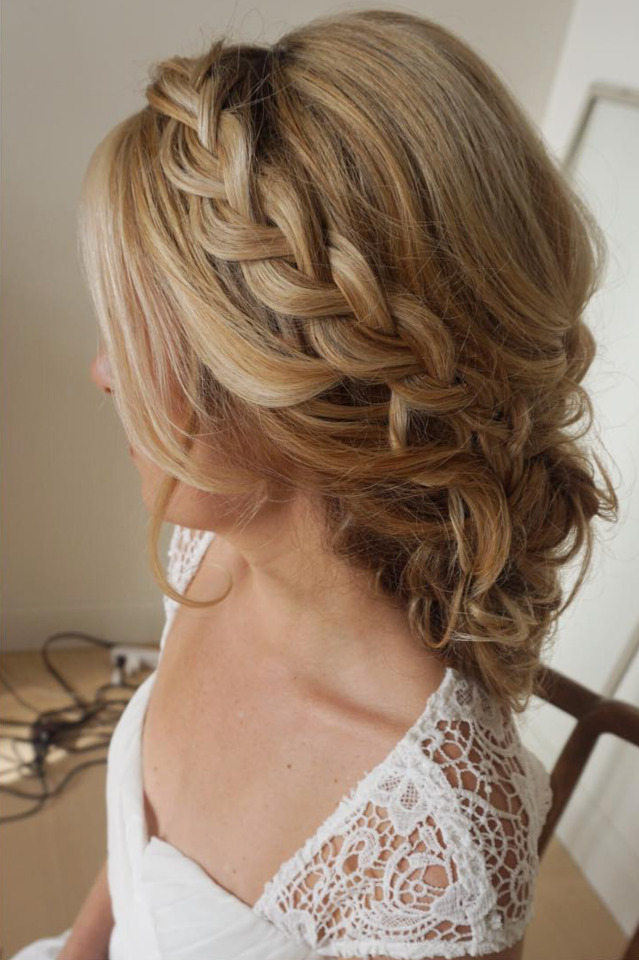 wedding hair ideas designed by Pretty On Arrival