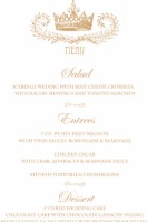 Royal Crown Free Printable Wedding Invitation Suite