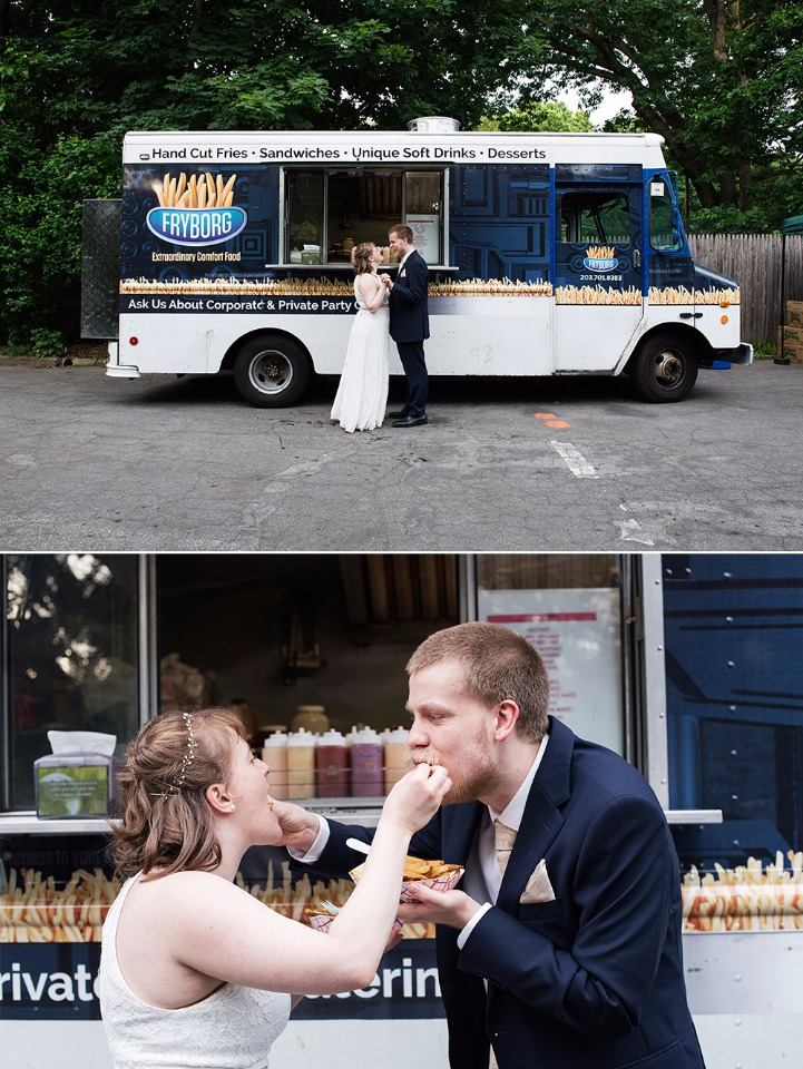New York Wedding Food Truck