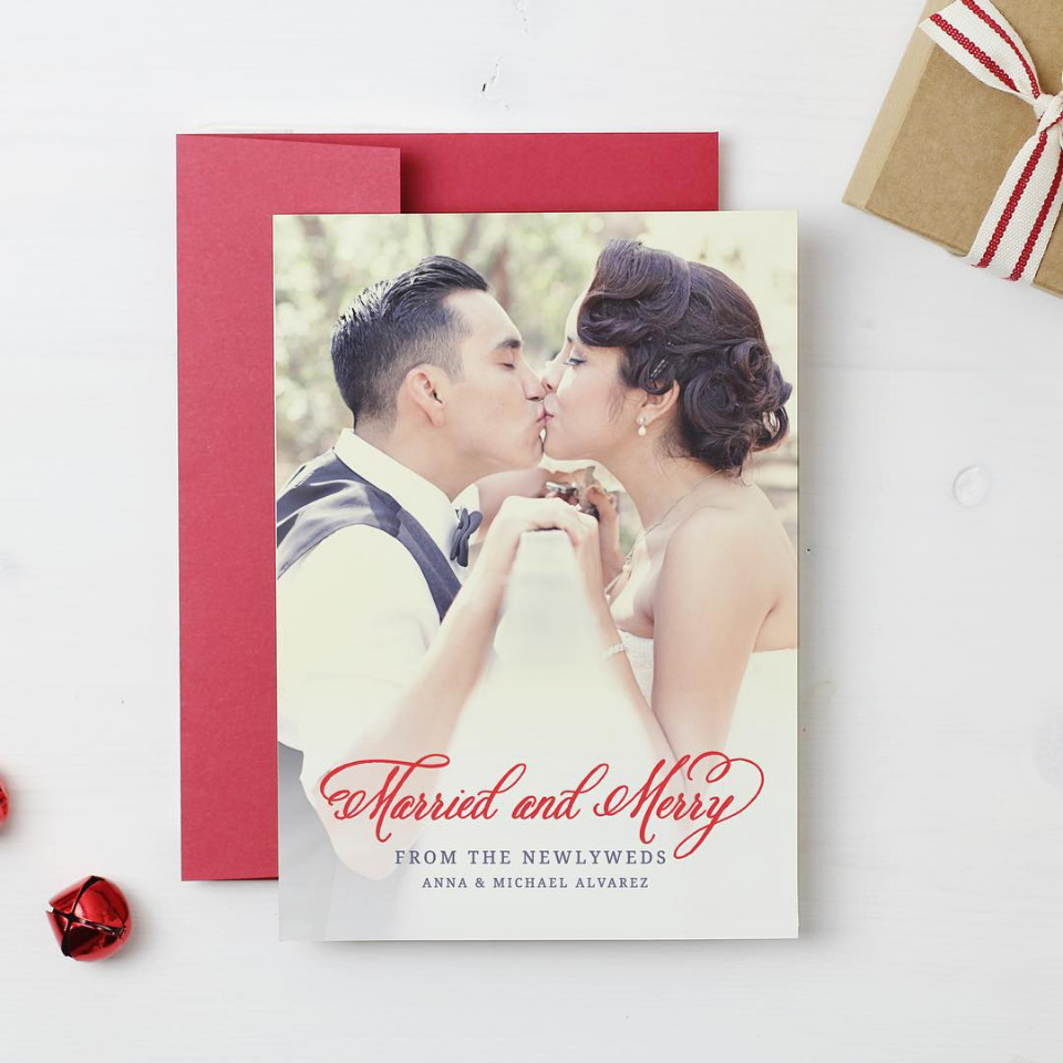 30% Off Your Holiday Cards From Basic Invite