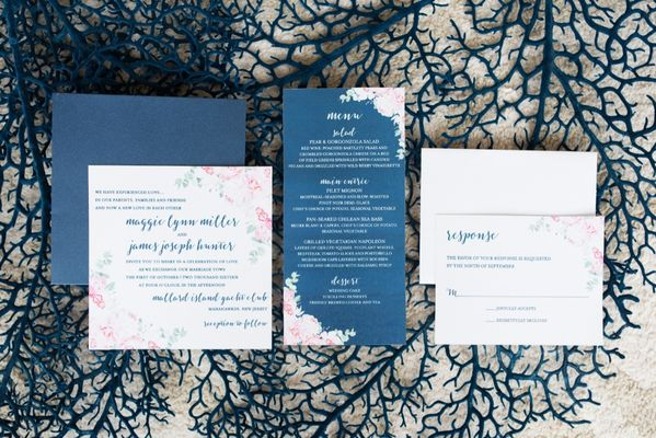 Nautical Romance Wedding Ideas At The Beach In The Off Season