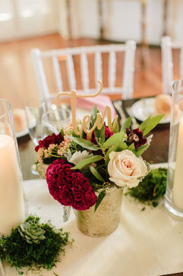 Rustic Chic Wedding Welcomes Fall And The Harvest Moon