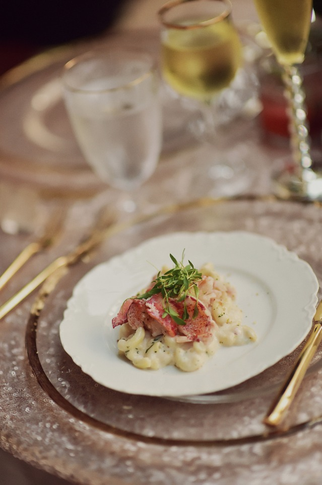 what to serve your guests for your reception