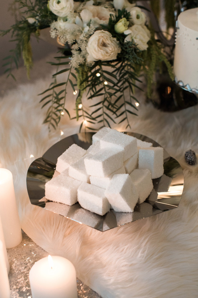 Sparkly Marshmallows