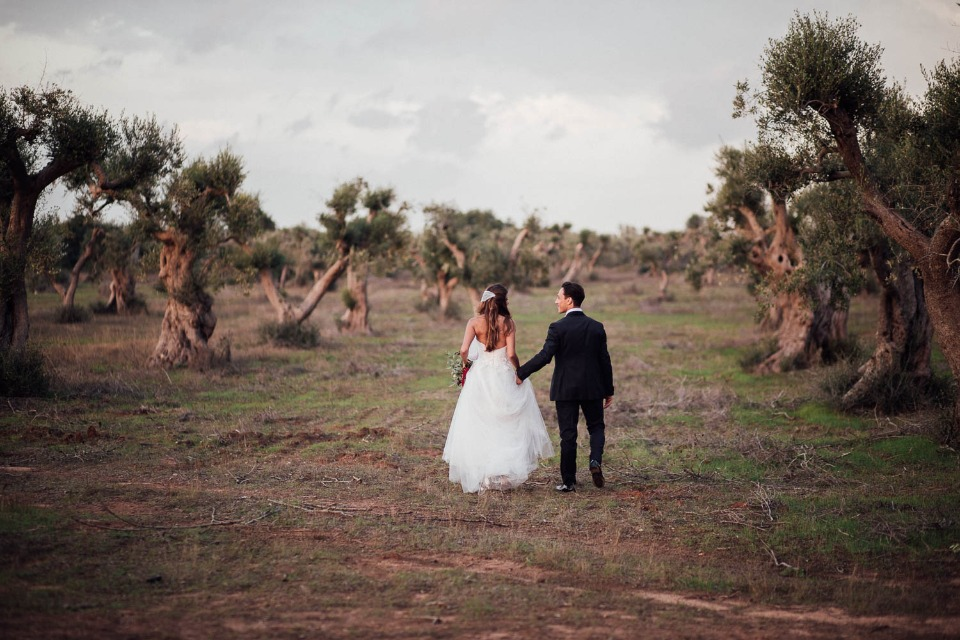 getting married in the Italian countryside