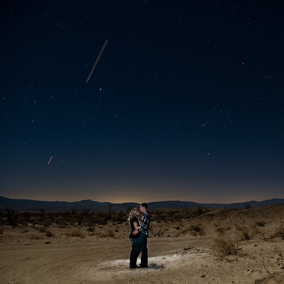 desert engagement session by Sarah Dupree Photography