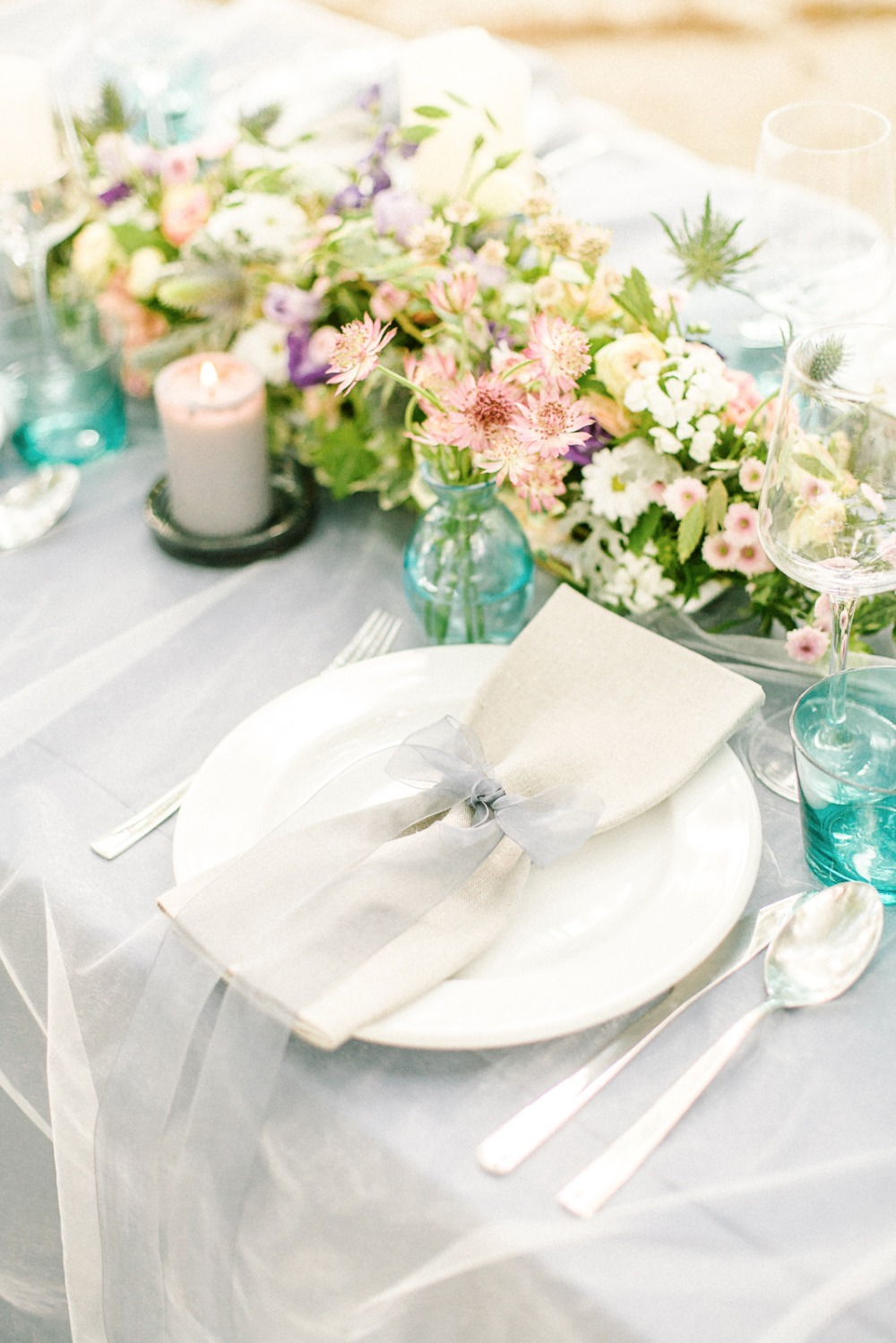 Wildly Romantic Sand and Sea Wedding Inspiration From Austria