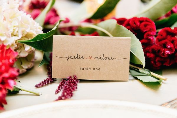 Gallery 1950 S Glamour Meets Modern Fall Chic Wedding In