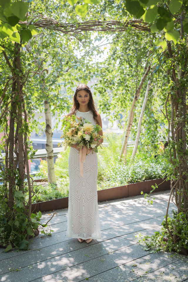 The High Line wedding venue in New York