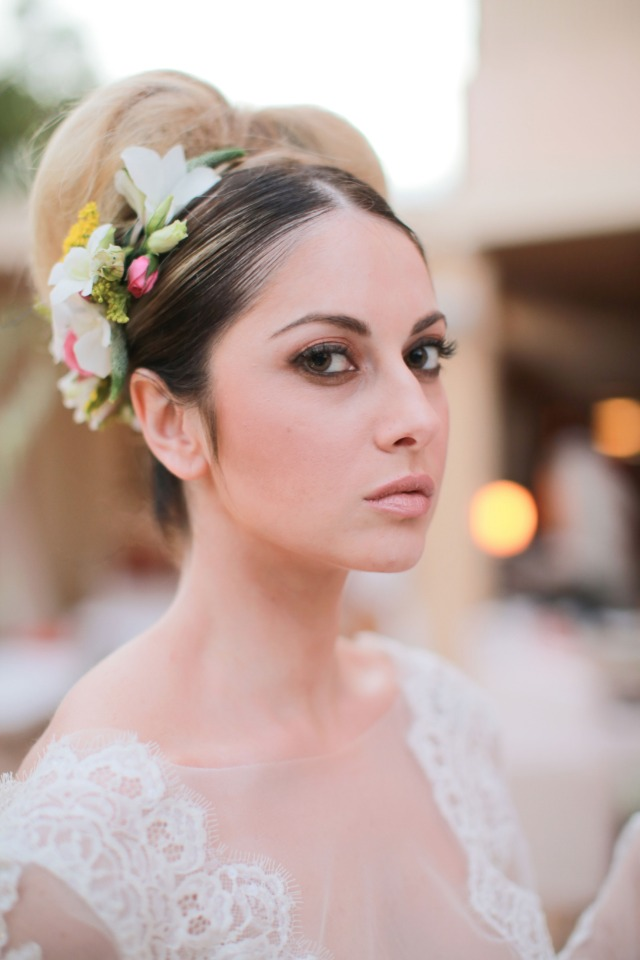make a statement with your hair and makeup