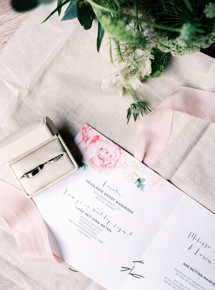 A Garden Party Wedding Made Even Sweeter By This Next Couple