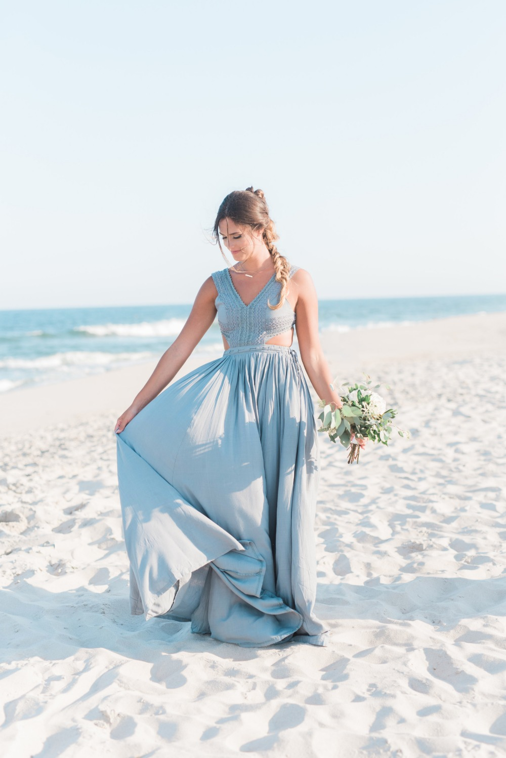 Elegant and Rustic Beachy Boho Wedding Ideas Inspired By The Sea