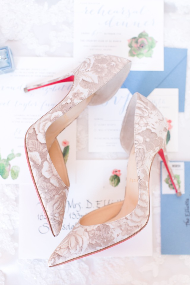 Lacey heels