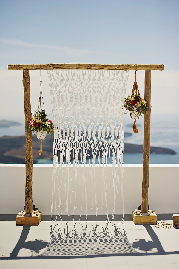 Weddings & Whimsy_Santorini​