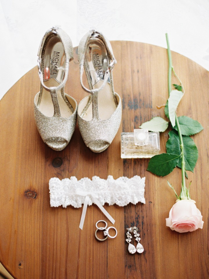 Michael Kohrs wedding shoes