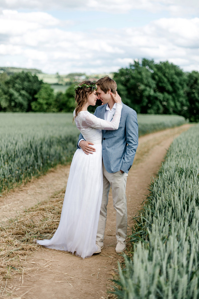beautiful farm fresh wedding ideas