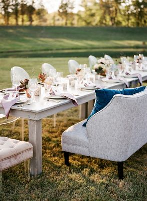 Land locked Or Not, This Fall Island Shoot in Tennessee Is Gorgeous