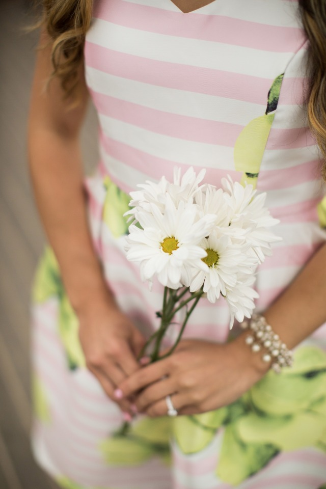 Small daisy bouquet