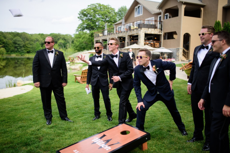 Say I Do In Style At The Rock Island Lake Club in New Jersey