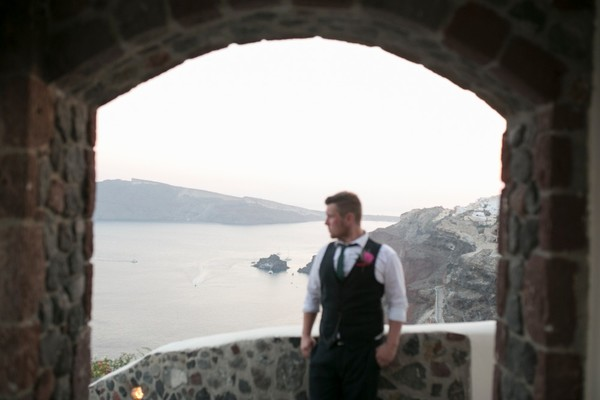 Who Else Is Game For An Intimate Surprise Reception Party In Greece?