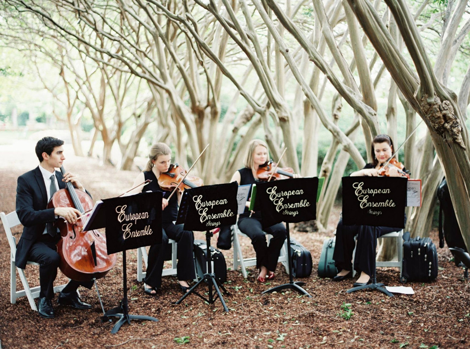 string orchestra for your wedding