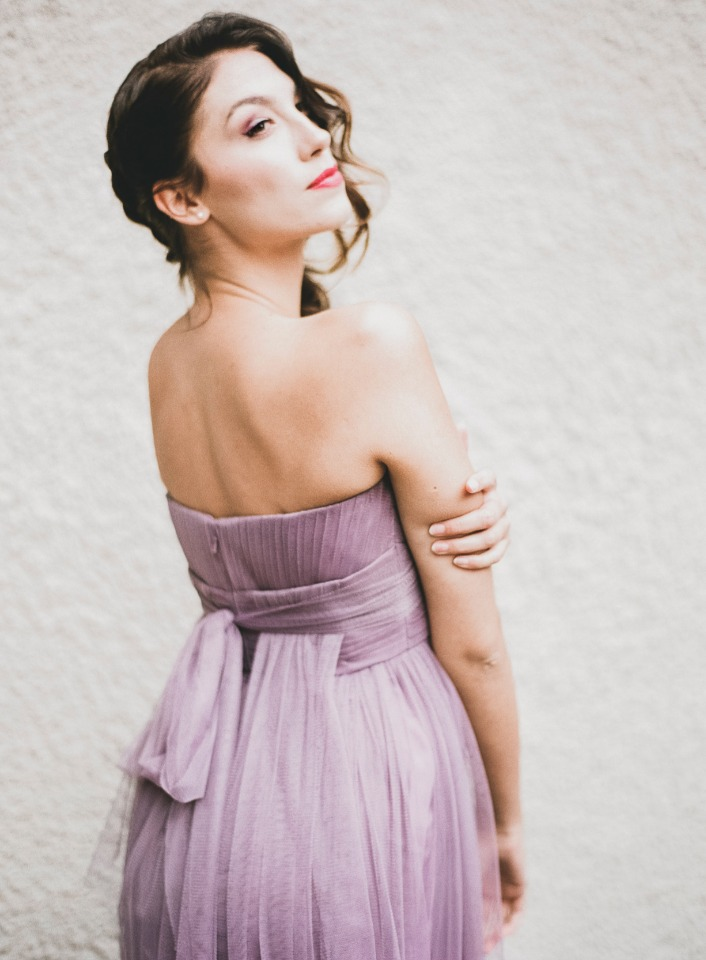 wedding style for your bridesmaids