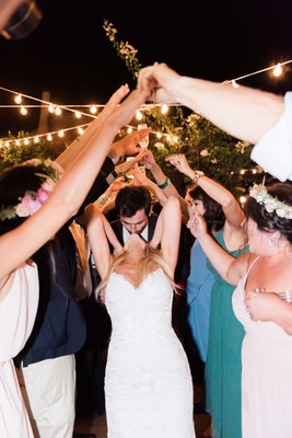 Wanna See What Happens When A Wedding Chicks Super Fan Gets Married?