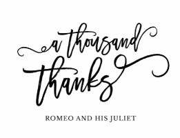 Romeo + Juliet Free Printable Wedding Invitation Suite