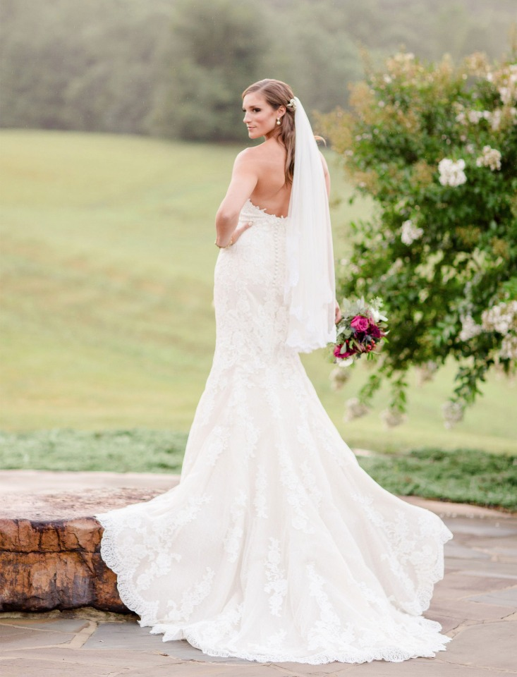 Get a Pronovias gown at a fraction of the cost!