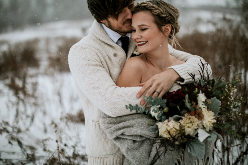 Winter Weddings are Everything!!! || Studio 29 Photography